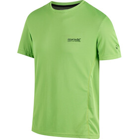 Regatta Hyper-Cool T-Shirt Men Fluro Yellow